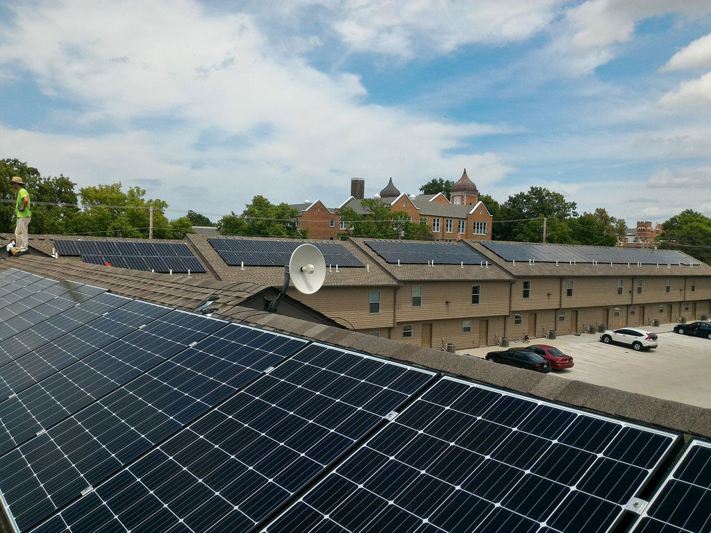 Multi-family energy services